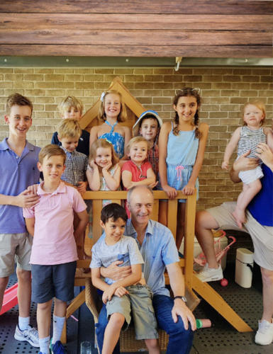 Family Gathering - All Children delivered by Dr Shelley Jones