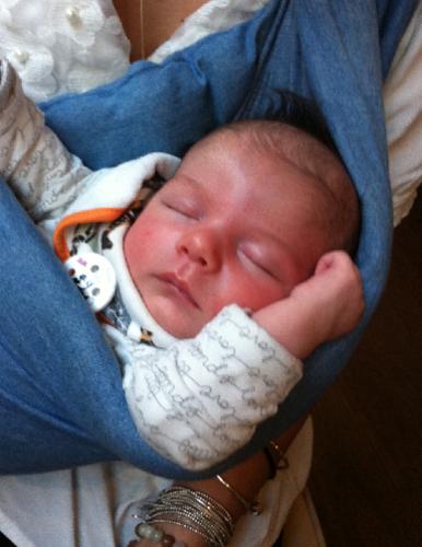 Saxon - Sarah's grandson (DOB: 30/4/2015)