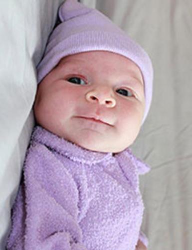 Lillian - IVF baby (DOB: 30/7/2013)